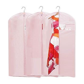 Amazon.com: Funda para ropa transpirable, fundas para colgar ...