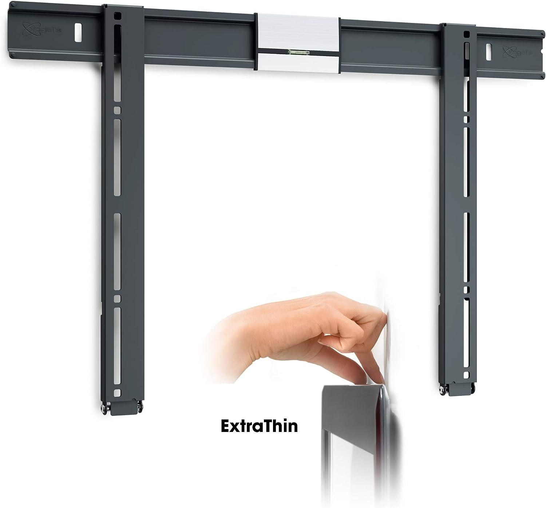 Vogel's THIN 505, Soporte de pared para TV 40 - 65 Pulgadas, Fijo, Máx 40 kg y con sistema VESA máx. 600x400