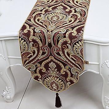 Khskx American Fashion Tisch Flagge, Im Europäischen Stil Teppiche, Kissen,  Mediterraner Tisch