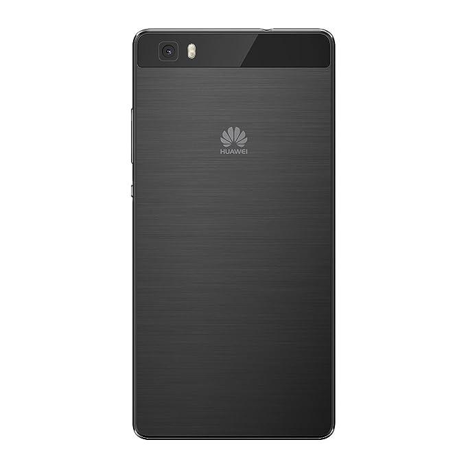 Huawei P8 Lite 16GB, Black, Unlocked 4G LTE Smartphone, International  Version, No Warranty