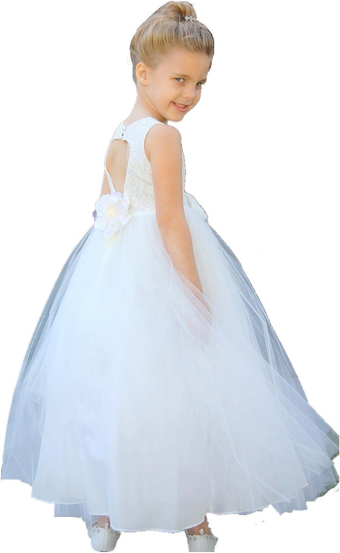 Flower Girl Dresses Wedding Tulle Dress