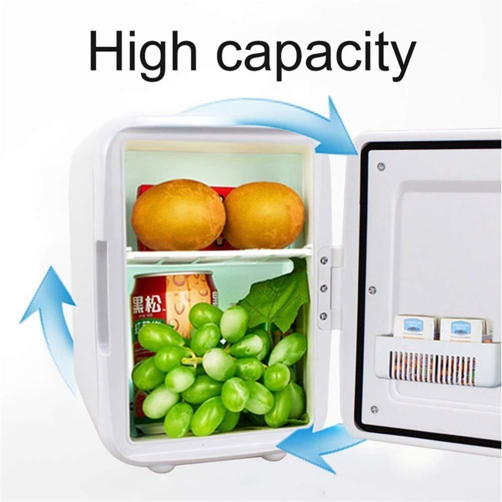 WFDLIU Refrigerador para Autos, 4L Home 220V Car 12V Congelador ...