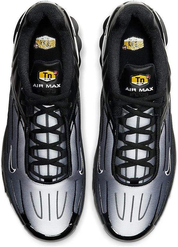 Nike Air Max Plus III (schwarz/blau) Schwarz Blau