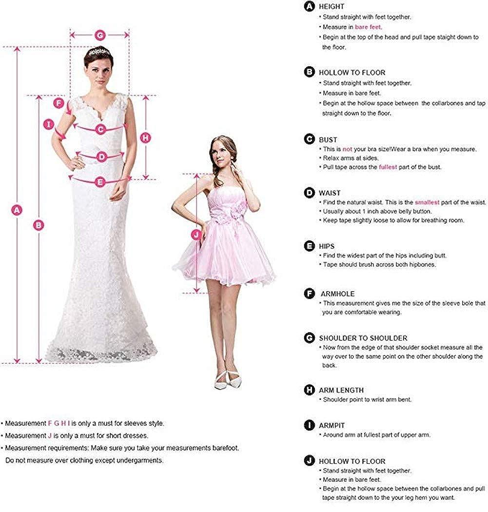 Amazon.com: Ethel vestido de fiesta formal para mujer con ...