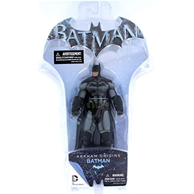 DC Collectibles Batman: Arkham Origins Series 1: Batman Action Figure: Toys & Games