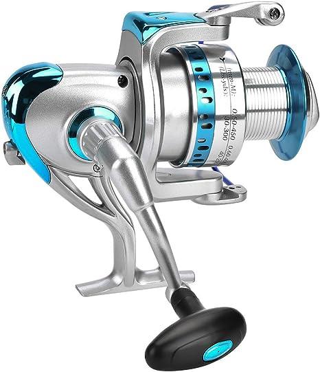 Alomejor Carrete de Pesca Casting SB11000 metálico de Alta ...