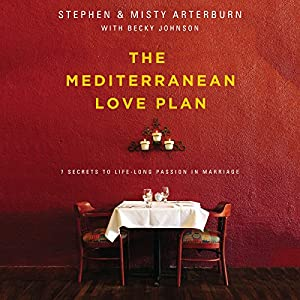 The Mediterranean Love Plan Audiobook