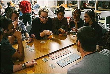GOPLAY Juegos De Mesa Secretas De Hitler (Quién Es Hitler) - Partido Loco para Adultos Juegos De Cartas A Hidden Identidad Tarjetas De Juego En contra del Juego De Puzzle con El