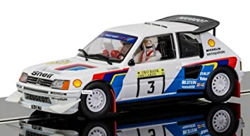 Peugeot 205 T16 Rally 1000 Lagos , nº 3. Superslot. H3751