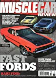 Muscle Car Review October 2016 Magazine PRO PAINT CAR TIPS: PRESERVING ORIGINAL & OLDER FINISHES Rare Find: Big-Block 1970 Camaro RR/SS Uncovered