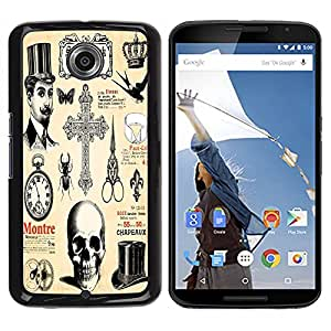Dragon Case - FOR NEXUS 6 / X / Moto X Pro - You have your sample - Caja protectora de pl??stico duro de la cubierta Dise?¡Ào Slim Fit