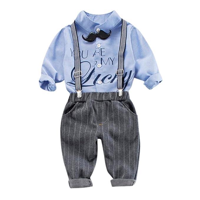 Amazon.com: AmyDong - Conjunto de ropa para bebés y niños ...
