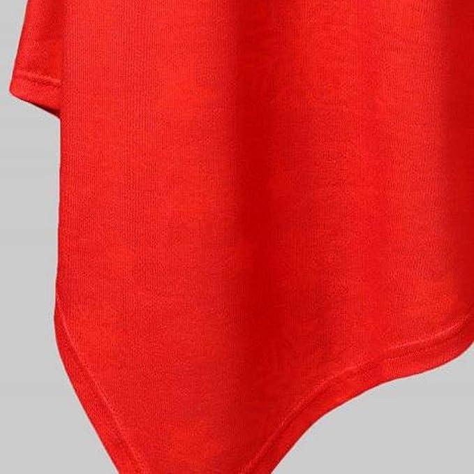 Bestow Señoras de Hombro Inclinado Campana de Navidad Mujeres de Moda de Navidad Blusa con Capucha Tops: Amazon.es: Ropa y accesorios