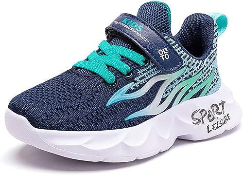 Zapatillas de Niña 32 Zapatillas de Correr Niñas Deportivas Zapatos de Running Niños Ligeras Zapatos de Walking Niño Transpirable Sneakers Baloncesto Zapatillas y Calzado Deportivas Beige: Amazon.es: Zapatos y complementos