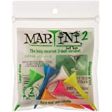 Martini Unbreakable 2 Golf Tees by Pro Active