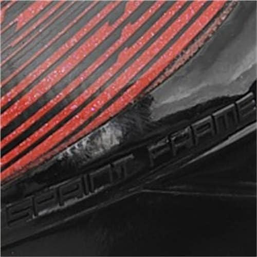 adidas F50 Adizero TRX FG Piel q33846 - Botas de fútbol/fútbol Tacos Negro, Color Negro, Talla 48 EU: Amazon.es: Zapatos y complementos
