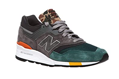 New Balance M997 NM Grey with Teal