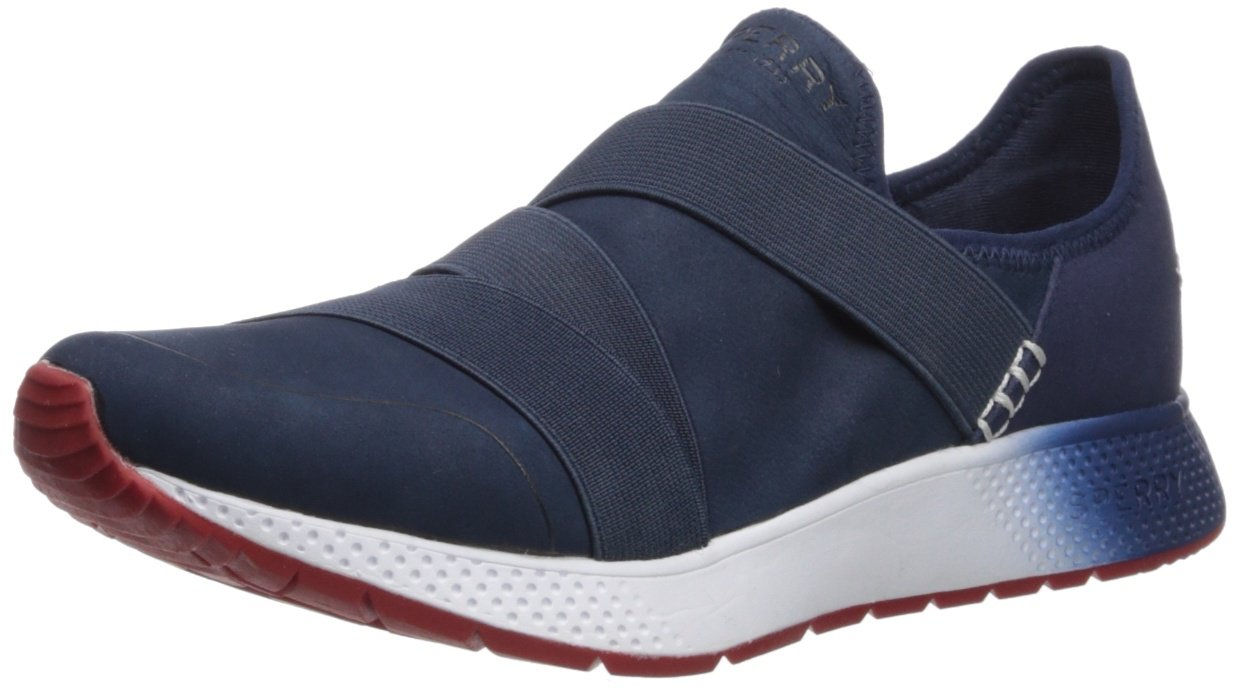 Sperry Top-Sider Women's Seven Seas Trysail Sneaker B0751PGYV1 11 B(M) US|Navy