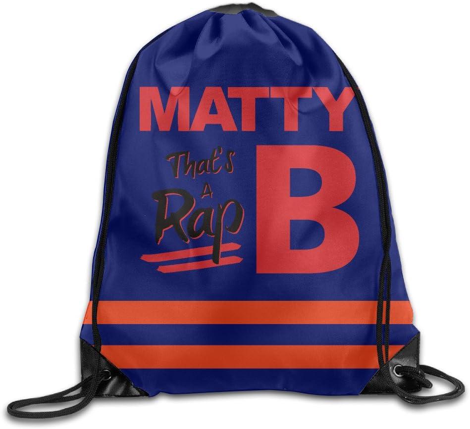 TKOTK MattyB Rap Gym Drawstring Bags