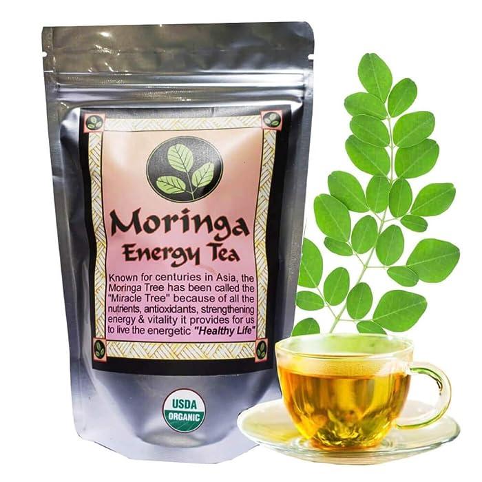 The Best Good Nature Tea Marjoram