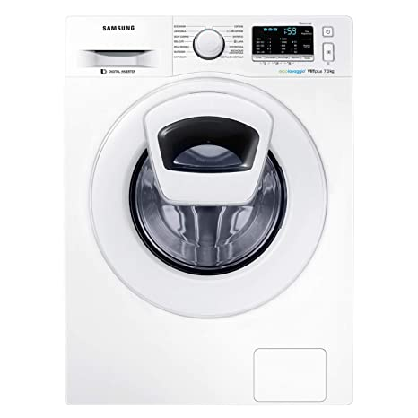 Samsung WW70K5210XW - Lavadora (Independiente, Carga frontal ...