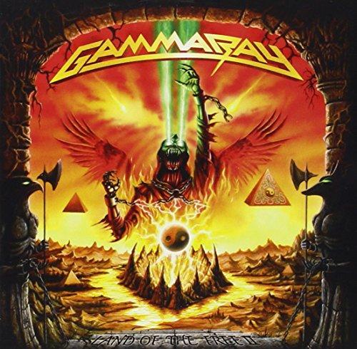 Gamma Ray: Land of the Free Pt.II (Audio CD)