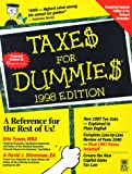 Taxes for Dummies, Eric Tyson, 0764550691