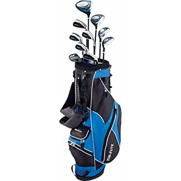 Top-Flite XL 13 piezas hombres Juego completo de golf w ...