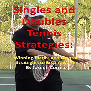 Singles and Doubles Tennis Strategies Audiobook