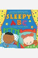 Sleepy ABC Board Book Board book