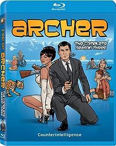 Archer: Season 3 [Blu-ray] by FX