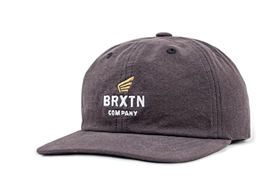 bb2c3769934 Amazon.com  Brixton Men s Peabody Low Profile Adjustable Hat