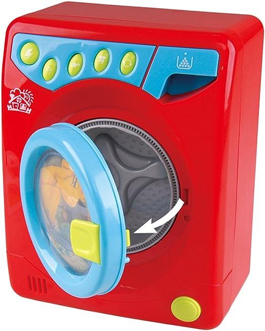 Playgo - Lavadora eléctrica (ColorBaby 44581): Amazon.es: Juguetes ...