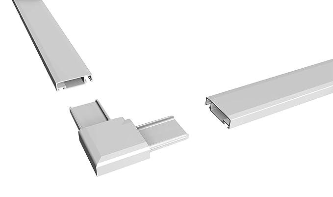 03767 Windhager Rhino Screen Marco de sujeci/ón para Ventana de protecci/ón contra Insectos 130 x 150 cm de Aluminio Blanco