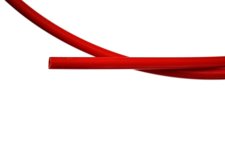 Fluorostore F018113-RED 10 Length 10 Fractional FEP Colored Red 1//8 ID x 1//4 OD 10/' Length Fluorotherm Polymers 1//8 ID x 1//4 OD