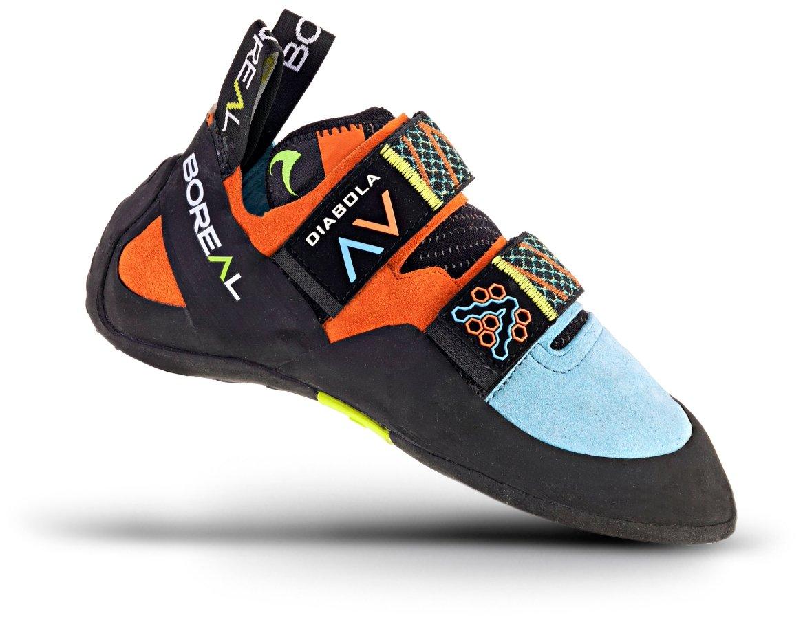 Boreal Diabola Climbing Shoes - Women's 5.5 by Boreal