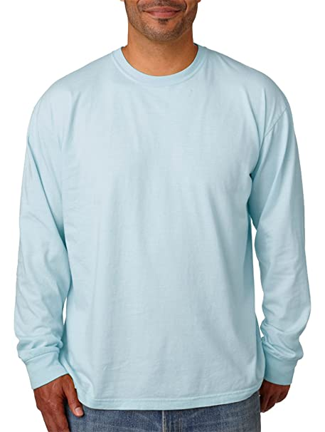 5a5e1dc71 Image Unavailable. Image not available for. Color: Comfort Colors Ringspun  Garment-Dyed Long-Sleeve T-Shirt ...