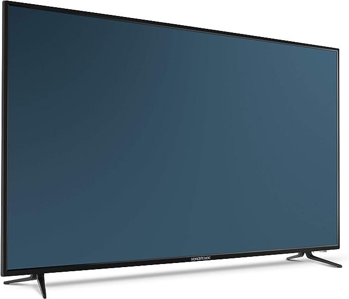 TechniSat NORDMENDE TV, WEGAVISION UHD 55A, Negro: Amazon.es ...
