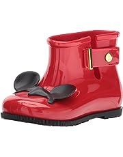 b6dcb3245439 Mini Melissa Girls  Mini Sugar Disney Twins Rain Boot