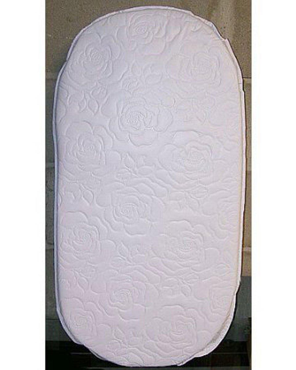 """2 Inch Foam Bassinet Mattress - 13"""" x 29"""" x 2"""""""