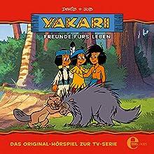 Freunde fürs Leben (Yakari 5): Das Original-Hörspiel zur TV-Serie Hörspiel von Thomas Karallus Gesprochen von: Mia Diekow