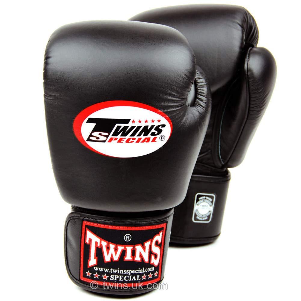 CBHXFU Guantes de Boxeo Red Twins Adulto Jugando Sacos de Arena para Evitar Que Hombres y Mujeres combatan Guantes de Boxeo Muay