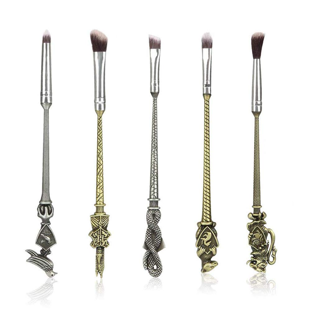 WeChip Potter Wizard Wand Eye Makeup Brushes for Women