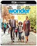 Cover Image for 'Wonder [4K Ultra HD + Blu-ray + Digital]'