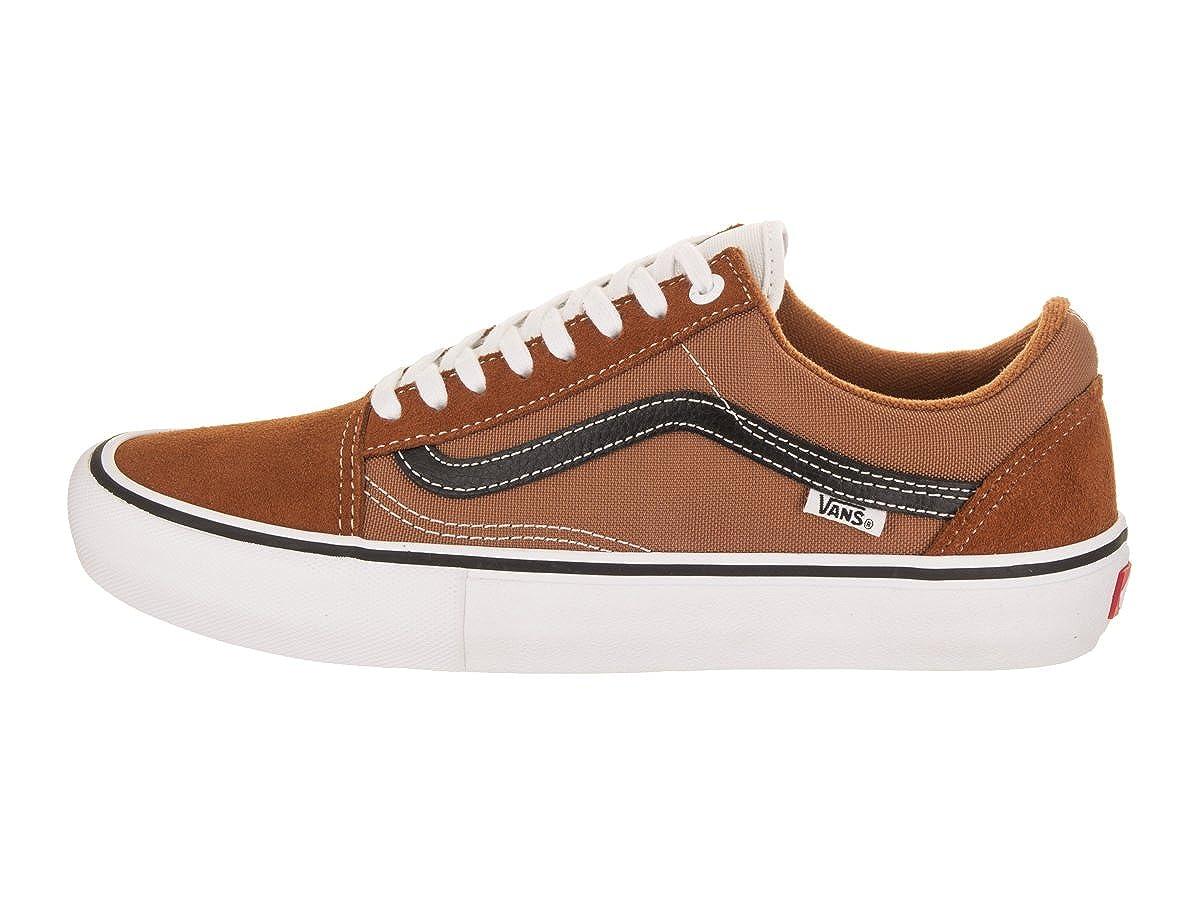 69d6d6dce775 Skate Shoe Men Vans Old Skool Pro Skate Shoes  Amazon.co.uk  Sports    Outdoors