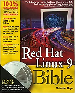 Red Hat Linux Bible By Christopher Negus Pdf