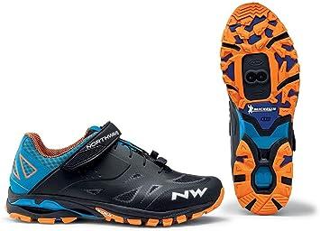 Northwave Spider 2 MTB Zapatos de Bicicleta de montaña 2020 Negro ...