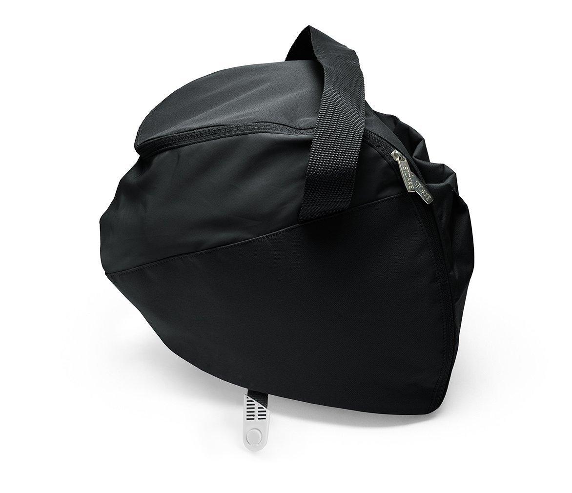 Stokke Xplory Stroller Shopping Bag, Black