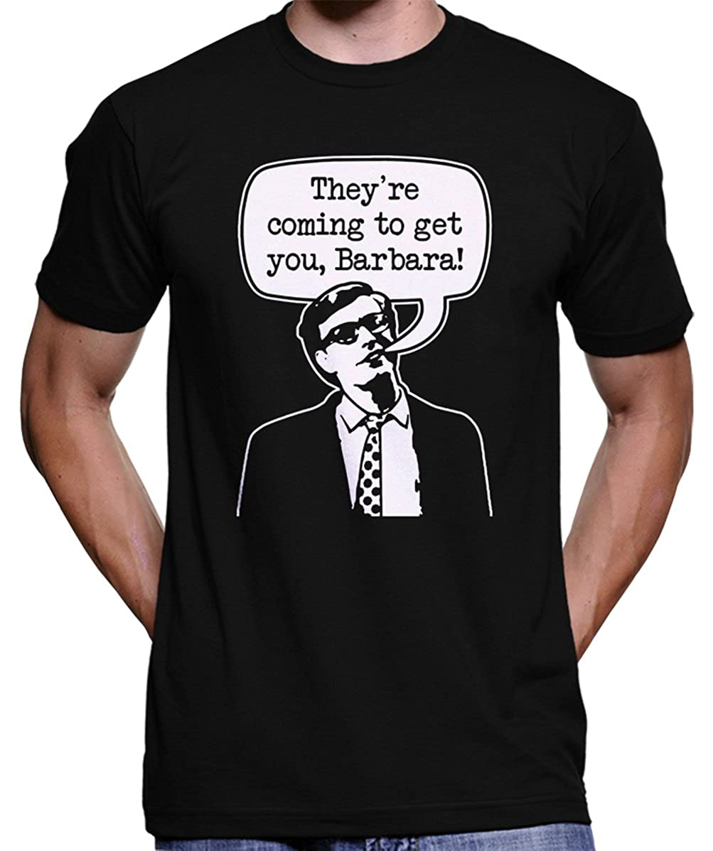 e11e5084971 Culture Clash Clothing Night of The Living Dead They re Coming to Get You Barbara  T-Shirt George Romero  Amazon.co.uk  Clothing