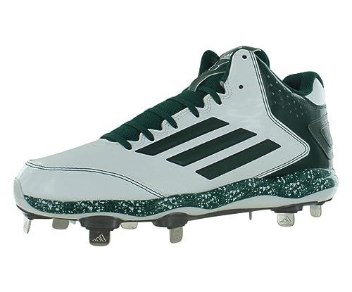 Adidas Poder Callejón 2 Zapatos de TPU BSBL béisbol Mediano